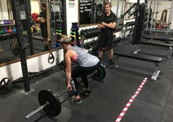 strength and conditioning move clinics
